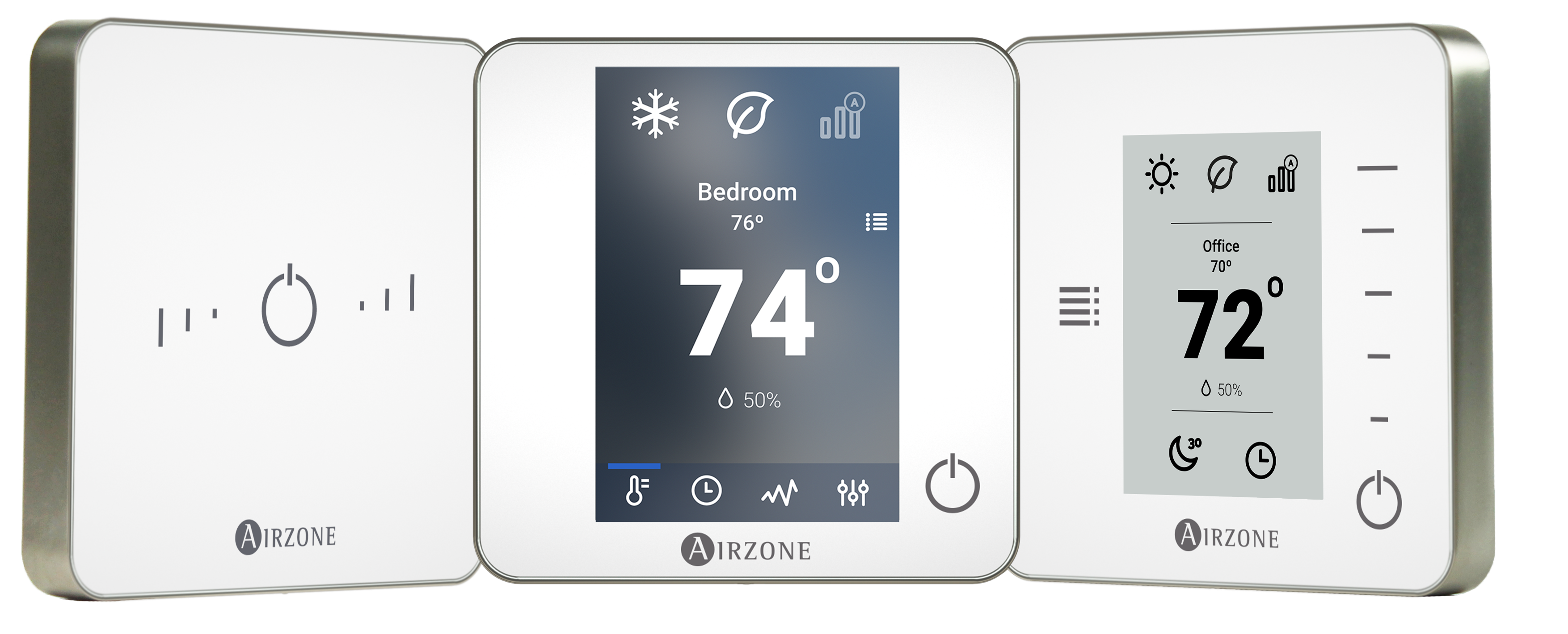 Airzone smart controllers